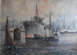 Haven Rotterdam (Wim Bos)