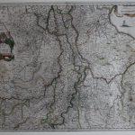 Kaart Geldria et Zutfania (G. Blaeu)