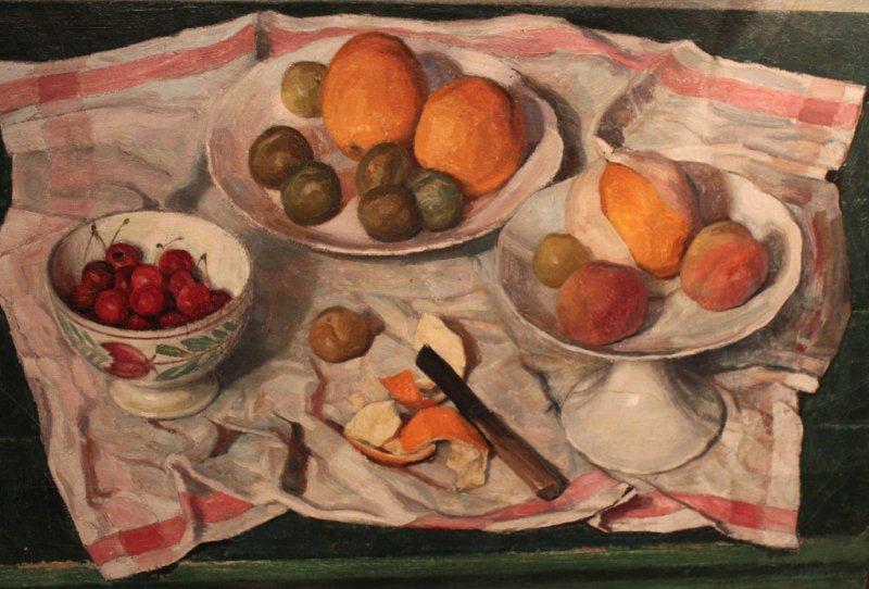 Stilleven van fruit (J. de Swerts)