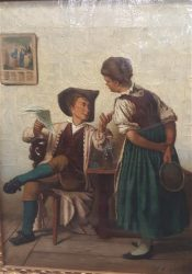 Man en vrouw (H.C. Bal)